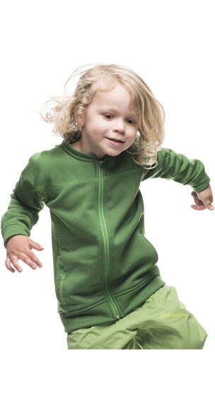 Houdini Kids Field Jacket Spring Green
